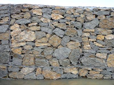 What Are The Raw Materials Of Gabion Net