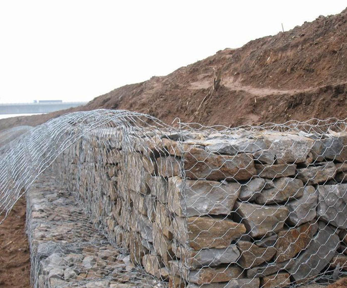Precautions When Using and Laying Out Gabions