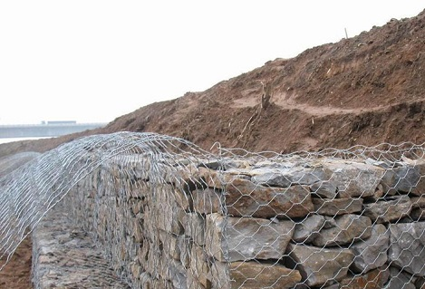 Attentions Before Using and Laying Out Gabions